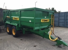 2010 Conor 11 ton trailer