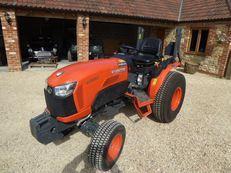 Kubota B3150 Hst Tractor