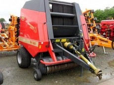 Vicon RV1601 Optifeed Round Baler