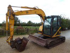 Jcb Jz70 Zts Tracked Digger ... Swindon