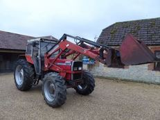 Massey Ferguson 399 Tractor ... Swindon