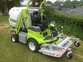 Grillo FD 13.09 4WD – used collecting front mower for sale