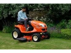 New Kubota GR2120S Mower Mulching / Diesel Kubota- GR2120 Rideon Mulch Mower Kubota GR2120 Mulching Mowers ,