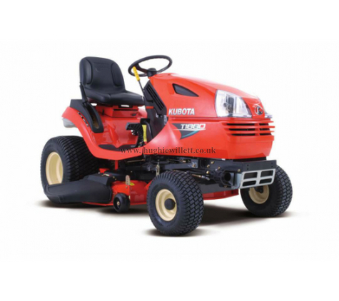 New Kubota T1880 Petrol Ride on Mower ( 42