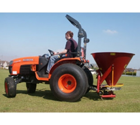 Fleming FS500 Fertilizer Spreader / Salt Spreader