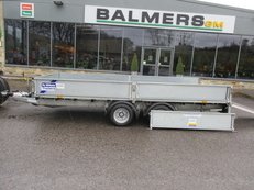 Second Hand Ifor Williams LM146G Trailer  ref:3812