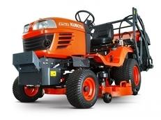 New Kubota G26 MK2 Mower Hi Dump KubotaG 26 mower Kubota G26 Ride on Mower Hi Dump