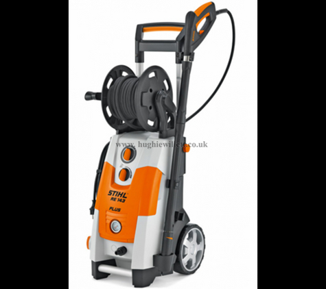 Stihl RE143 PLUS Mid-Sized Cold Water High Pressure Cleaner With Hose Reel