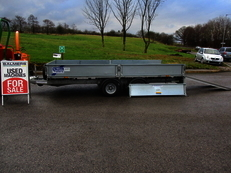 Second Hand Ifor Williams LM146G Trailer  ref:3813