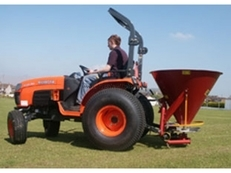 Fleming FS300 Fertilizer Spreader / Salt Spreader