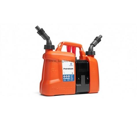 Husqvarna Combination Fuel & Oil Can