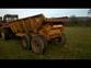 Marston 10ton Dump Trailer for sale