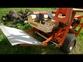 Parmiter TR 86 Trailed bale wrapper