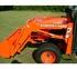 Kubota Tractor Loader, Kubota Tractor Front loader B series tractor , Compact tractor front end loader bucket LA332.(DOES NOT INCLUDE TRACTOR)
