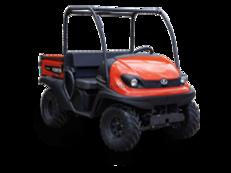 New Kubota RTV400Ci Rough Terrain Vehicle
