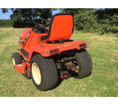 Kubota G1700 Mower, Kubota G1700 Lawn Mower.