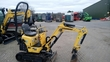 Used Yanmar SV08 micro digger for sale in United Kingdom