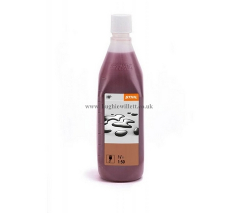 Stihl HP 2-Stroke Oil - 1 litre of Oil