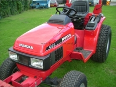 Honda Compact Tractor, Used Honda 6522 22hp Compact Tractor