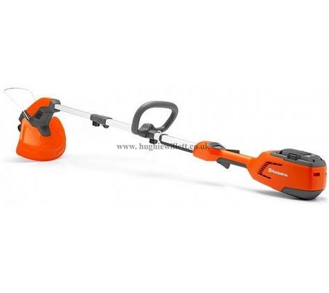 Husqvarna 115iL Battery Strimmer with BLi10 Battery & QC80 Charger