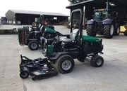 RANSOME HR300 ROTARY MOWER
