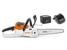 Stihl MSA120C-BQ Compact Cordless / Battery Chainsaw c/w AK20 Battery and AL101 Charger