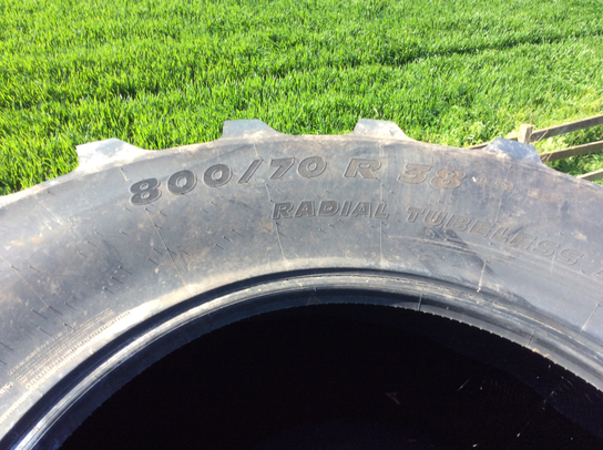 Michelin 800/70R38 MachXbib