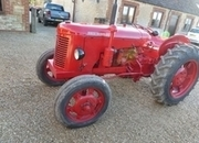 David brown 25d 2wd tractor year 1952