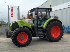 Used tractor:  CLAAS ARION 650 CEB