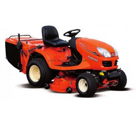 New Kubota GR2120 Mower Diesel Kubota- GR2120 Rideon Mower Kubota GR2120 Mowers ,