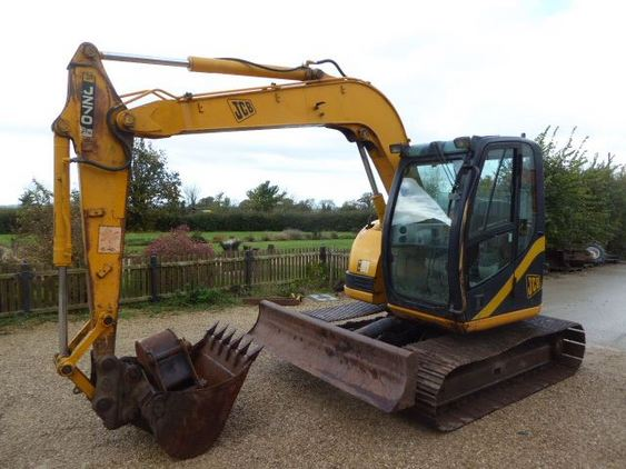 Jcb Jz70 Zts Tracked Digger ... Swindon