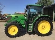 JOHN DEERE 6130R Tractor