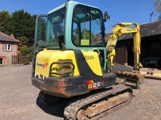 USED Yanmar B25 SOLD