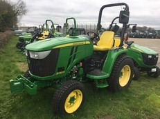 John Deere 3033R NOW SOLD