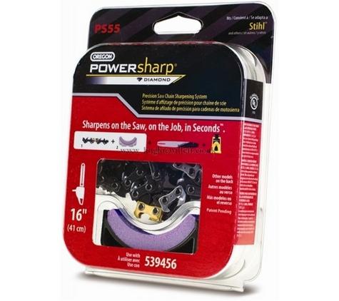 Oregon PowerSharp chain and stone PS56E