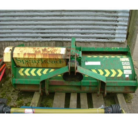 Spearhead Q15s Flail Mower