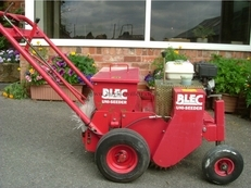 Blec Uni Seeder US24SP Grass Seeder, Sports Field Overseeder
