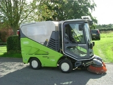 Used Applied 636HS Road Sweeper For Sale,Used Road Sweeper For Sale