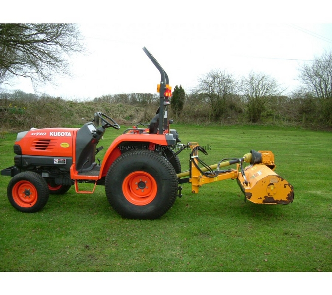 Reco Ferri ZME125 Compact Flail Mower,Tractor Flail Topper