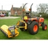 Reco Ferri ZME125 Compact Flail Mower,Tractor Flail Topper Hedge Mower, Ferri Flail Verge Grass Cutter for sale