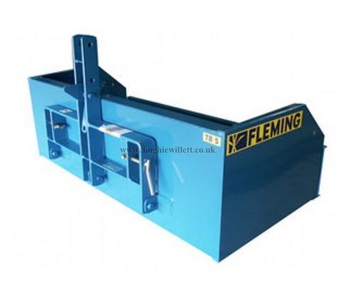Fleming 4ft Transport Box