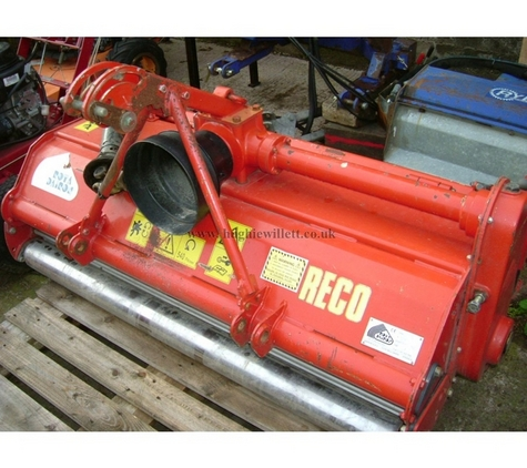 Used RotaDairon ED130 dethacher and spiker