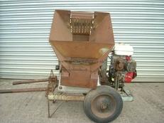 Pneulec Composting Machine