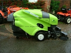 Applied 414 Sweeper, Used Applied 414S2D Pedestrian Road Sweeper For Sale
