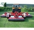 Trimax Pegasus Batwing wide-area roller mower, Trimax 493 S2 Batwing mower, for sale in United Kingdom