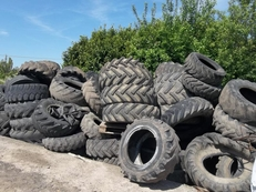 JCB Spare Tyres