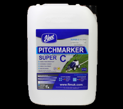 Fleet Pitchmarker B Plus ( B+ ) Grass Paint 10 litres