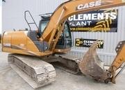 Case CX130B 2009