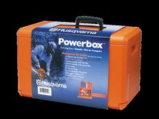 Husqvarna Chainsaw Storage and Carry Box