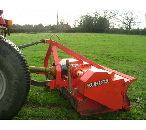 Kubota TFM 90 Compact Tractor Flail Mower
